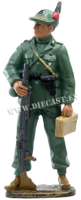 Alpino Divisione Monterosa, Italia 1945, 1:24, Hachette