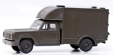 Ambulancia Dodge M-880, 1 1/4, 1:87, Minitanks