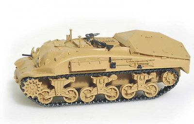 Ambutank (Sherman Medical Evacuation Tank) VVSS, 1:72, Wespe Models