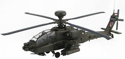 Apache AH-64D Longbow 2067, 120th Sqn., Fuerza Aérea de la República de Singapur, 2016, 1:72, Hobby Master