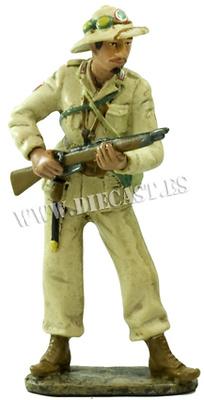 Appuntato, Arma dei Carabinieri, Africa 1941, 1:24, Hachette