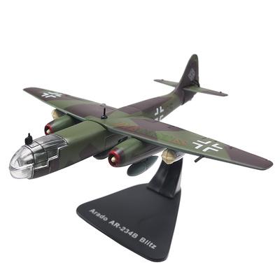 Arado AR-234B Blitz, Alemania, 1943/45, 1:144, Editions Atlas