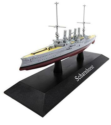 Armored Cruiser Scharnhorst, Kriegsmarine, 1907, 1: 1250, DeAgostini