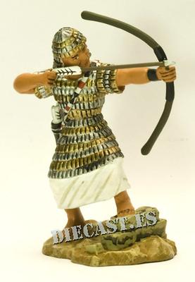 Arquero Acorazado Egipcio Siglo XV aC