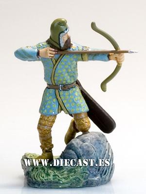 Arquero Escita S.IV aC