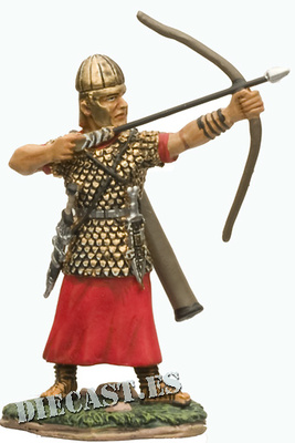 Arquero Levantino S.II aC