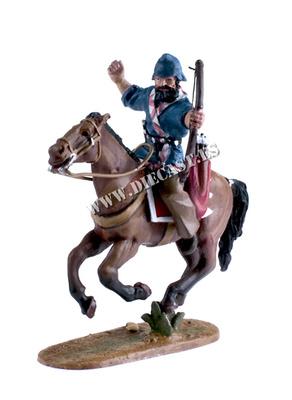Arquero Persa montado a caballo, 1:30, Del Prado