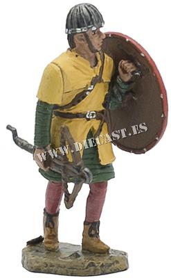 Arquero de Gascuña, Primera Cruzada, 1096-1099, 1:30, Del Prado