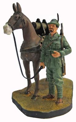 Artiglierie Alpini, 1940-1943, 1:30, Del Prado