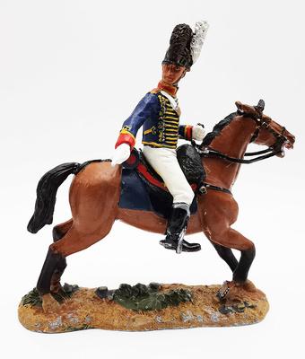 Artillero, Artillería Real a Caballo, 1811, 1:30, Del Prado
