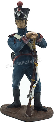 Artillero de la Guardia Nacional, 1812, 1:30, Hobby & Work