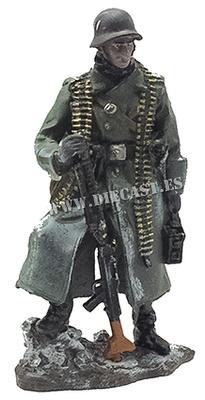 Artillero de la Werhrmatch, Frente Ruso, 1942, 1:30, Hobby & Work