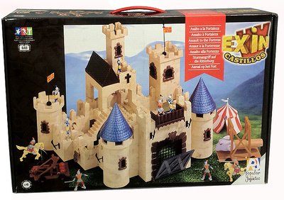 Asalto a la Fortaleza, Exin Castillos