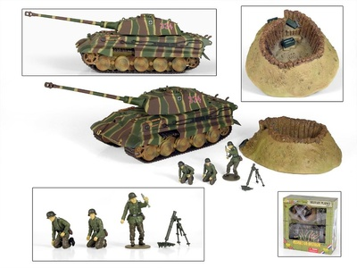 """Assault on Bastogne"", 1:32, 21st Century Toys"