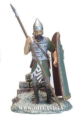 Assyrian infantryman, VII century, bC