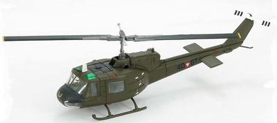 Augusta-Bell AB-204B, Austrian Air Force, 1:72, Hobby Master