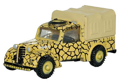 Austin Tilly Light AA Brigade, 1:76, Oxford