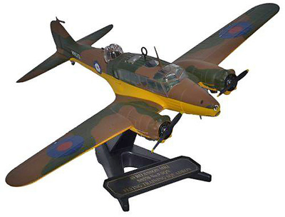 Avro Anson Mk1, Nº 9, Flying Training Squadron, 1:72, Oxford
