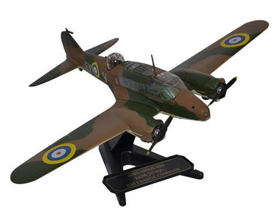 Avro Anson Mk1 233 Sqn. RAF Coastal Command, 1:72, Oxford