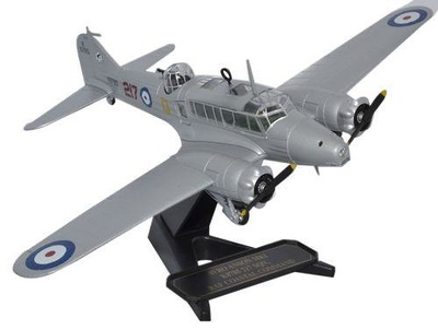 Avro Anson Mk1 K8785 217 Sqn RAF Coastal Command, 1:72, Oxford