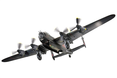 Avro Lancaster B MkI LM220, RAF 9 Sqn, 'Getting Younger Everyday', 1:72, Corgi