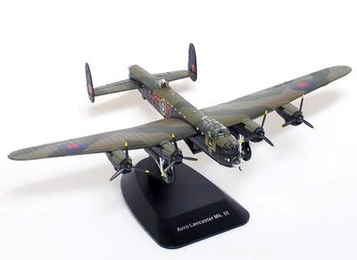 Avro Lancaster Mk III, 1:144, Hachette