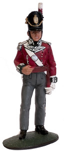Ayudante del 54 Regimiento de Infanteria, 1815, 1:30, Del Prado