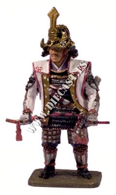 Azai Nagamasa, Samurai, 1:30, Del Prado