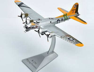 "B-17G, USAAF 447th BG, 709th BS, ""A Bit O Lace"", Inglaterra, 1945, 1:72, Air Force One"