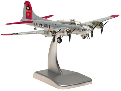"B-17G, United States Army Air Corps, ""Aluminum Overcast"", 1:200, Hogan"