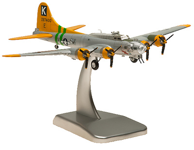 "B-17G, United States Army Air Corps, ""Fuddy Duddy, 1:200, Hogan"