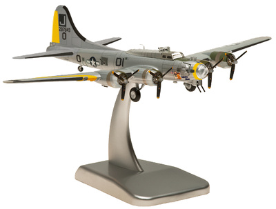 "B-17G, United States Army Air Corps, ""Liberty Belle"", 1:200, Hogan"