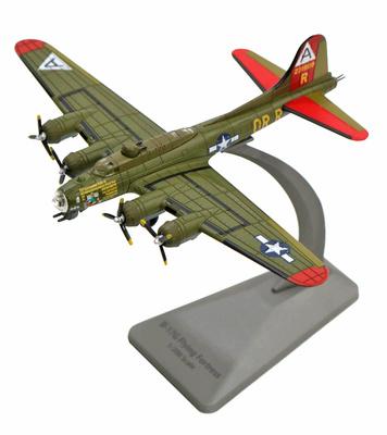 "B-17G-30-BO Flying Fortress ""Nine-O-Nine"" 323rd BS, 91st BG RAF, Inglaterra, 1944, 1:200, Air Force One"
