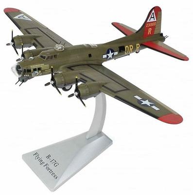 "B-17G-30-BO Flying Fortress ""Nine-O-Nine"" 323rd BS, 91st BG RAF, Inglaterra, 1944, 1:72, Air Force One"