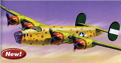 B-24 Liberator, USAAF, Little Gramper, 1:48, Franklin Mint