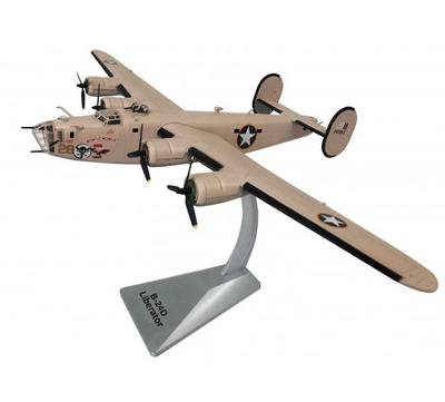"B-24D Liberator, Bomber USAF ""Wongo Wongo"", 376 th Bomber Group, 1940/45, 1:72, Air Force One"