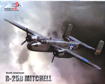 B-25 Mitchell, USS Hornet, 1942, 1:72, Air Force One