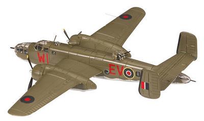 B-25 Mitchell Medium Bomber, Late 1943, 1:72, Corgi