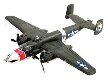 B-25J MITCHELL, U.S., 1945, 1:72, Forces of Valor