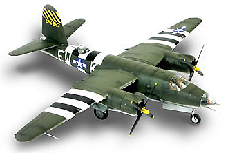 B-26B Marauder, Alemania 1945, 1:72, Forces of Valor