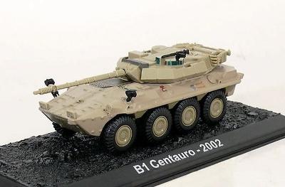 "B1 Centauro Reggimento ""Nizza Cavalleria (1º)"" Egypt, 2002, 1:72, Altaya"