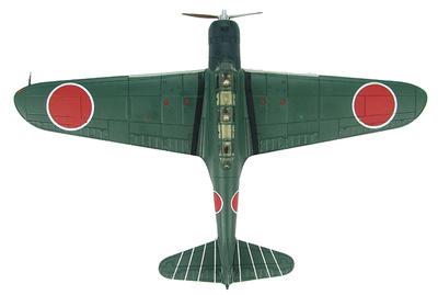 "B5N2 Type 97 Bombardero ""Kate"" Portaaviones Zuiho, Abril 1943, 1:72, Hobby Master"