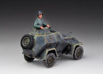BA-64 AC, (capturado), Ejército alemán, 2ª Guerra Mundial, 1:30, Thomas Gunn