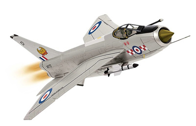 BAC Lightning F.6, XR770/D, RAF No.56 Squadron 'Firebirds', RAF Wattisham, 1975, 1:72, Corgi