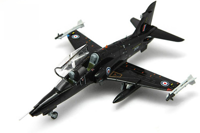 BAe Hawk Mk.128 ZK010, BAe Warton, Lancashire, England, 2008, 1:72, Falcon Models