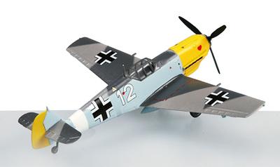 BF-109E- 7/TROP JG26, 1:72, Easy Models