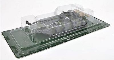 BMP-2, tanque soviético, 1:72, DeAgostini