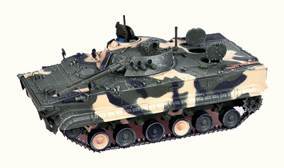 BMP3, Ejército Ruso, Desfile del Día de la Victoria, Moscú, 2010, 1:72, Modelcollect