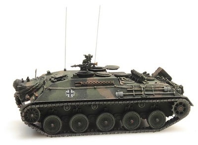 BRD Beobachtungspanzer Fleckentarnung, Ejército Alemán, 1:72, Artitec