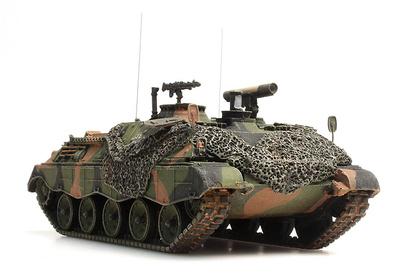 BRD Jaguar 1, Battleready, Camuflaje, Ejército Alemán, 1:72, Artitec